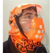 Máscara De Evacuación Y Protecc Antihumo