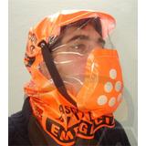Lote 20 Máscaras De Evacuación Y Protección Antihumo