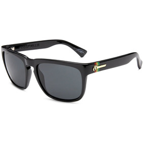 Lentes De Sol Electric Knoxville Black Tweed / Grey Rasta