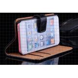 Funda Case Piel Ipod Touch 5 Envió Gratis!!