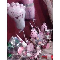 Hermosos Arreglos De Mesa De Bautizo Baby Shower Cumpleaños!