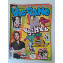 Revista Big Bang 53 Megaletronix Diego Quiere Conquistarte