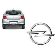 Emblema 6cm Opel Cromado Astra Corsa Vectra Zafira Enjoy Etc