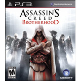 Assassins Creed Brotherhood - Digital Ps3