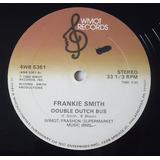 Frankie Smith - Double Dutch Bus - Lp Remix Importado 1981