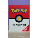 Livro The Official Pokémon Encyclopedia Importado
