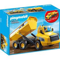 Playmobil 5468 Camion De Volteo
