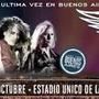 Entradas Aerosmith Campos 8 Octubre Estadio Unico La Plata