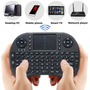 Mini Teclado Wireless Keyboard Mouse Smart Tv Philco Lg E +