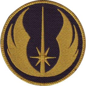 Stars Wars Jedi Orden Series Peliculas Parche Bordado