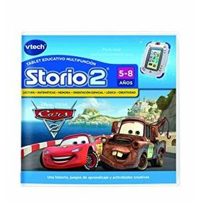 Juguete Vtech Españolas - Vtech Storio 2 Cars 2 - Juego En