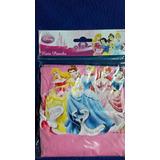 Poncho Inpermeable Motivo Princesas Disney
