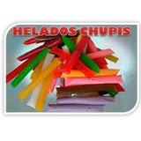 Recetas Helados Chupi Chupis: Citricos-cremosos-gelatinas