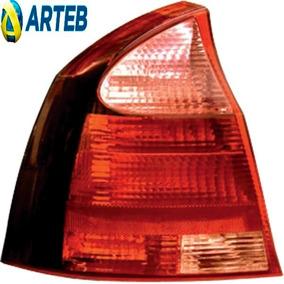 Lanterna Lado Esquerdo Corsa Sedan Arteb 2008 2009 2010 2011