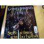 Revista Pôster Game Of Thrones Nº6 Sete Reinos Em Batalha