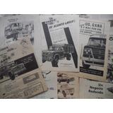 Dodge Fargo D100 Pick Up Camion De Soto Lote Publicidades