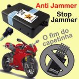 Stop Jammer Bloqueador De Capetinha Caminhão Moto Carro
