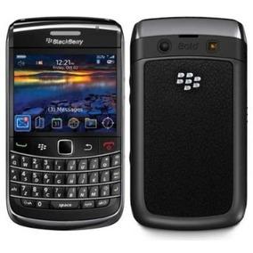 Celular Blackberry Bold 9700 Nuevo Caja Accesorios Negro