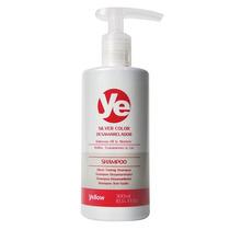 Ye Silver Color Shampoo Matizador 300ml - Desamarelador