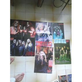 Posters De Bandas Rock E Heavy Metal
