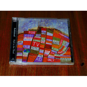 Radiohead Hail To The Thief, Cd Usado Impecable