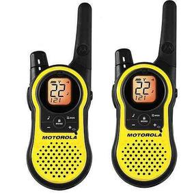2 Talkabout Radio Walk Talk Comunicador Motorola Mh230 37km