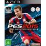 Fisico En Español Nuevo Pro Evolution Soccer 2015 Pes 15 Ps3