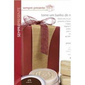 Caixa De Presente Vinho E Craft Quadrada Tam M Natura