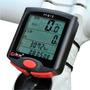 Velocimetro Bicicleta Digital 24 Funciones Odometro Crono