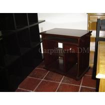 Mesa De Computación Escritorio 80x50cm Carpinteriadm