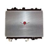 Radiador L200 Hpe 04 At 2007 C/ar Aut Mec Nota Fiscal 2629