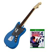 Kit Juego Rock Band Rival + Guitarra Xbox One Ibushak Gaming