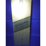 Estuche De Cartón De Whisky Escocés Johnnie Walker Gold Labe