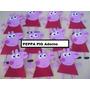 Souvenires Peppa Pig Cumpleaños O Centros De Mesa.