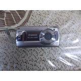 Camara Digital Canon Powershot A470 Para Reparar Cba