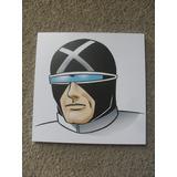 Cuadros Speed Racer Corredor Enmascarado X - Meteoro 25x25