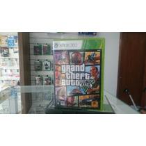 Gta 5 Portugues Legendado Xbox 360 Mídia Física (semi Novo)