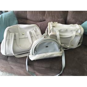 Kit De Bolsas Para Maternidade Masterbag Baby