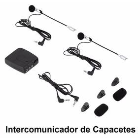 Intercomunicador De Capacetes - Intercom Novo Moto