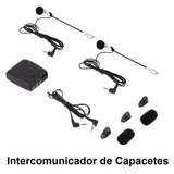 Intercomunicador De Capacetes - Intercom Novo Moto