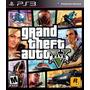 Gtav Grand Theft Auto V Con Online Ps3 .: Ordex :.