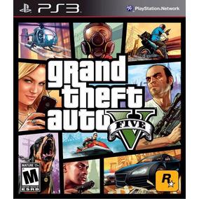 Grand Theft Auto V - Gta 5 Ps3 .: Ordex :.