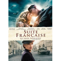 Suite Francaise Un Amor Prohibido Pelicula Dvd