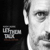 Hugh Laurie Let Them Talk Cd + Dvd