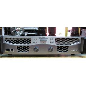 Skp Maxg 1820x Amplificador De Potencia 1800 W Rms 4 Ohms