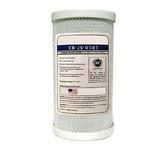 Refil Filtro Carbon Block 5 Micra Compativel Bella Fonte 3m