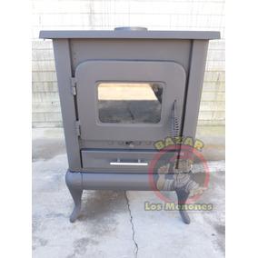 Calentón De Leña / Calentador De Leña / Calefactor A Leña