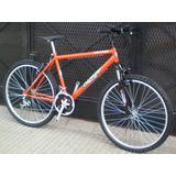 Bicicleta Rodado 26 Y 24 Todo Terreno 21 Cambios Y Susp