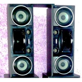 Vendo Cj 02 Caixas Sony Muteki 185w Cada - Mini Torres
