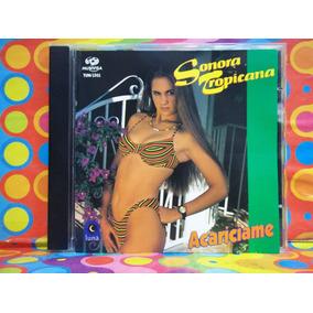 Sonora Tropicana Cd Acariciame 1994 Seminuevo.